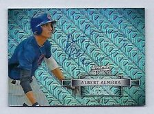 2012 Bowman Sterling Albert Almora Auto #d /5 Asia Refractor Chicago Cubs