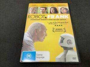 Robot & Frank (2017) (M15+, DVD R4)