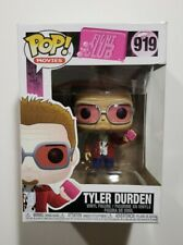 Movies: Fight Club - Tyler Durden #919 Funko Pop! Vinyl Figure *Box Dings*