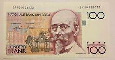 ===>> 100 Francs 100 Frank 1986-1989 Godeaux Génie aUNC <<===