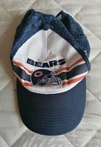 NFL Chicago Bears New Era 9Forty adjustable mesh trucker cap
