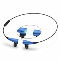 Bluetooth Headphone Magnet Circle Wireless Stereo In Ear Sports Earphone Headset