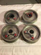 NEW Garage Door Cable Drums 1 Pair for 7' or 8' High Garage Doors 400-8