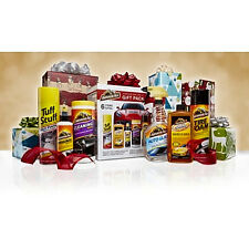 Armor All 6-Pack Holiday Gift Pack Car Cleaning Kit Cleaner Shine Wash Wax Kit