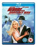 Memoirs of an Invisible Man [Blu-ray] [DVD][Region 2]