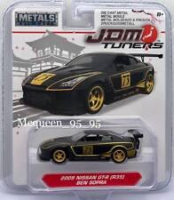 Jada 2018 Metals JDM Tuners 2009 Nissan GT_R (R35) Ben Spopra  1:64