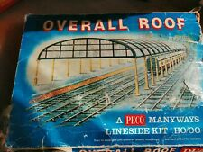 More details for oo gauge lk20x overall roof lineside kit peco
