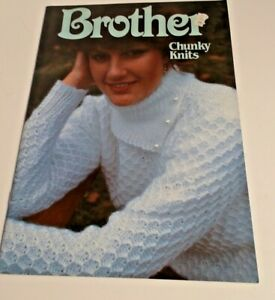 BROTHER CHUNKY KNITS  by Brother