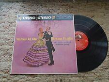 Arthur Fiedler & Boston Pops Waltzes By Strauss Family RCA Liv. Stereo LSC-2028