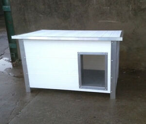 Super Insulated Thermoplastic Dog Kennel / Dog Cabins