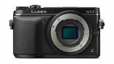 Panasonic Mirrorless Single-Lens Camera Lumix Gx7 Body Black Dmc-Gx7-K Digital