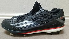 adidas energy boost black red