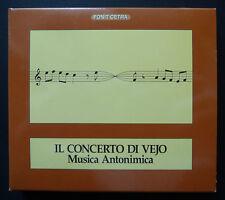 CD Il concerto di Vejo: musica antonimica. 2° Congresso di ludomatica. Oplepo