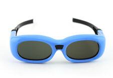 Kids G7 Universal 3D Glasses, Blue, Children's Active Shutter, IR & Bluetooth