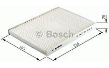 BOSCH Filtro, aire habitáculo FIAT PUNTO DOBLO LANCIA YPSILON 1 987 432 072