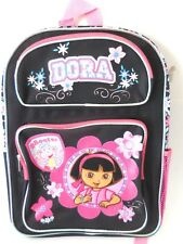 """Dora the Explorer and Boots Large Backpack 16"""" New SALE"""