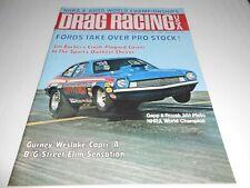 Drag Racing USA  Jan 1974
