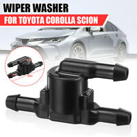 Front Windshield Wiper Washer Check Valve For Toyota Corolla Scion 8532128020