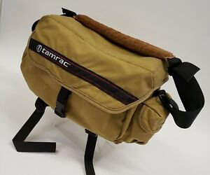 Tamrac Pro Professional Camera Bag Large Olive with Padded Dividers