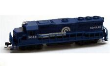 Vagones de mercancías de escala N multicolor para modelismo ferroviario