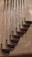 Mizuno Golf Irons/Clubs-JPX-EZ Forged-Excellent Condition