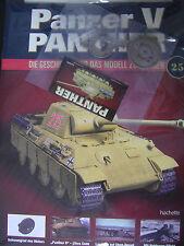 Panzer V Panther 1 : 16* Bauteil Nr. 25 + Heft*