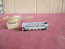 Life Like #07751 N Scaled Western Maryland W&M No # Hopper Train Car Railroad
