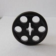 NEW LEGO Black TECHNIC WEDGE Belt Wheel PULLEY - Lot of ONE