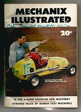 Mechanix Illustrated,  September 1953, Test 53 Nash Rambler, Armstrong Siddeley