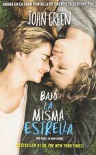 Bajo la Misma Estrella by John M. Green (2014, Paperback)
