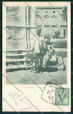 Palermo Costumi Siciliani cartolina QQ0940