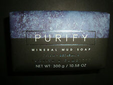 New Asquith & Somerset Made in Portugal Bath Bar Soap Purify Detox Mineral Mud