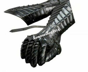 Gauntlets inspired by the Witch King of Angmar The Lord of the Rings Halloween