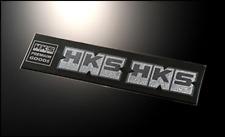 HKS Sticker - Embossed Logo (2) 51003-AK119