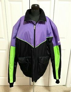 Vintage Sno Rider Snowmobile Jacket Men's Size XXL Made in USA 1970's Thinsulate