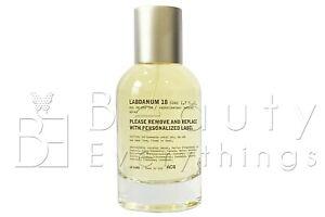 Le Labo Labdanum 18 1.7oz / 50ml Eau De Parfum Spray No Box Unisex Fragrance