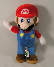 "Stuffed Animal Nintendo Game 10.5"" Super Mario Brothers Plush Doll Figure Toy"