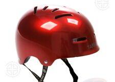 Target skate Helmet metallic