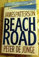 The Beach Road by James Patterson & Peter De Jonge (Hardcover)