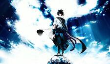 284 Naruto Sasuke Uchiha PLAYMAT CUSTOM PLAY MAT ANIME PLAYMAT FREE SHIPPING