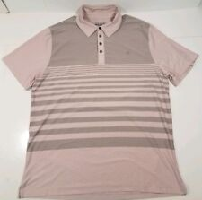 Collo High Performance Uv Sunblocking Construction Mens Polo Shirt Size 2Xl Xxl