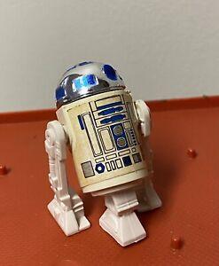 Vintage Star Wars DROID FACTORY R2-D2 THIRD LEG ORIGINAL 1979 KENNER NICE!!