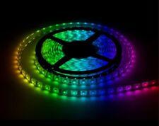 Taśma Led Zestaw RGB Kolorowa Wododporna + Pilot 5m