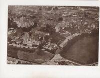 General View Of Rye Sussex Vintage Aerial View RP Postcard 646b