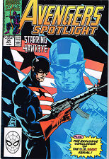 Marvel Comics: Avengers Spotlight Erstauflage USA Nr. 34 Top Zustand