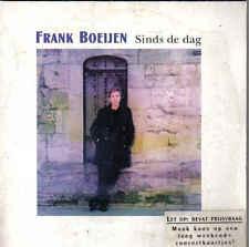 Frank Boeijen- Sinds de Dag cd single