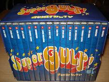 BOX COFANETTO 16 DVD SUPERGULP ! I FUMETTI IN TV COMPLETO SIGILLATO SUPER GULP