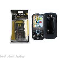 OEM Body Glove Rubber Snap On Case Cover For Samsung Intensity 3 U485 Verizon