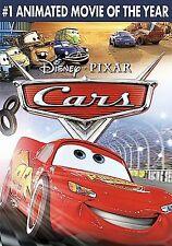DVD Cars Widescreen (DVD, 2006) In Original Case