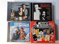 7555) 8 CD`s-Sammlung - Soundtracks und Musicals - mit Liste!